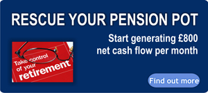 Rescue your pension pot